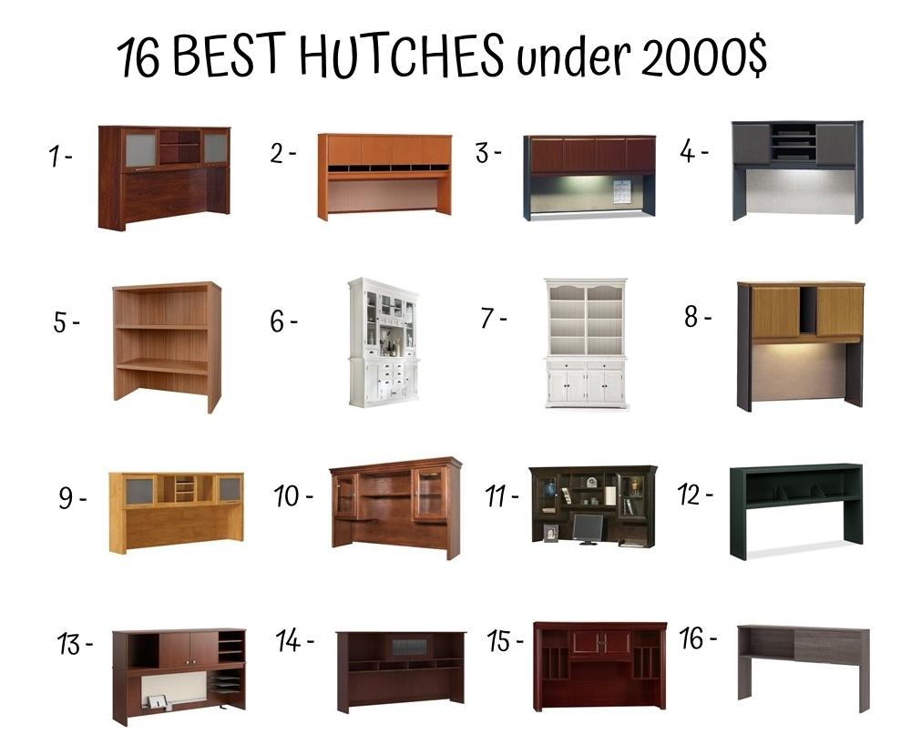 16 Best Hutches Under 2000$