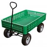 A.M. Leonard Green Utility Wagon
