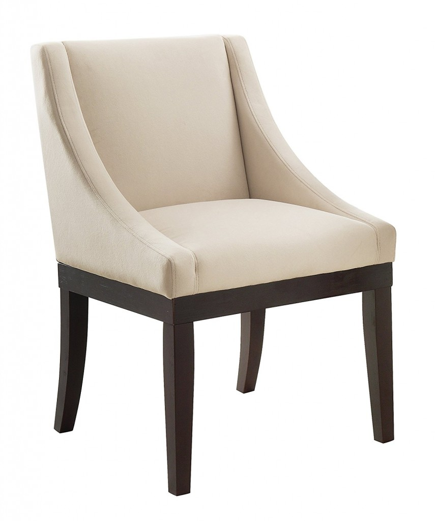 AVE SIX Monarch Uphosltered Wingback Chair
