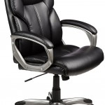 AmazonBasics High Back Executive Chair