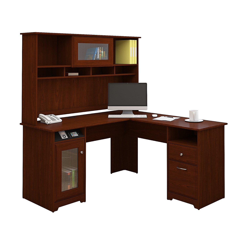 Cabot L Shaped Desk With Hutch Decor Ideasdecor Ideas