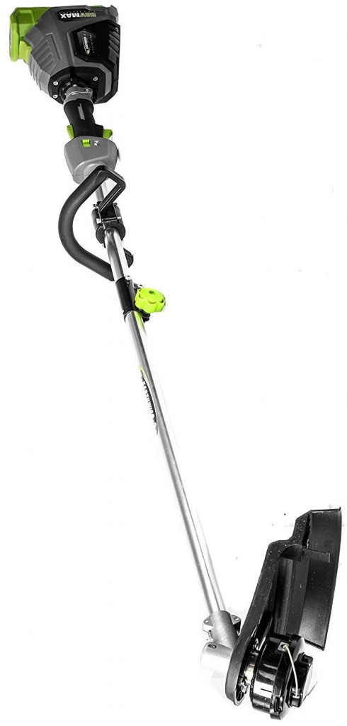 Earthwise LST05815 15 Inch 58 Volt Brushless Motor Cordless Straight Shaft String Trimmer