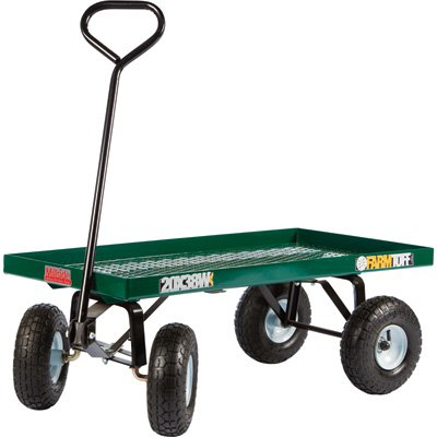 Farm Tuff Nursery Wagon