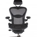 Herman Miller Aeron Fully Loaded With Headrest