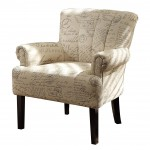 Homelegance Langdale 1212F2S Accent Chair