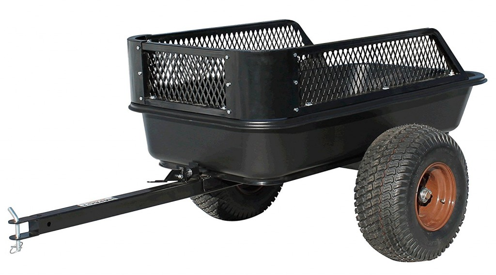 Impact Implements ATV Heavy Duty Utility Cart