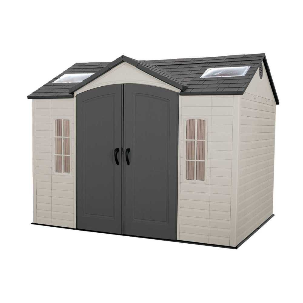 Lifetime 60005 Outdoor Storage Shed