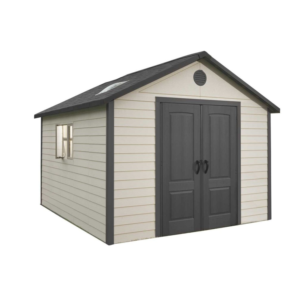Lifetime 6415 Outdoor Storage Shed