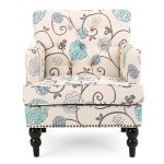 Medford Fabric Club Chair