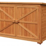 Merax Wooden Garden Shed Wooden Lockers