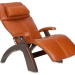 Perfect Chair PC 500 Silhouette Premium Full Grain Leather Zero Gravity Hand