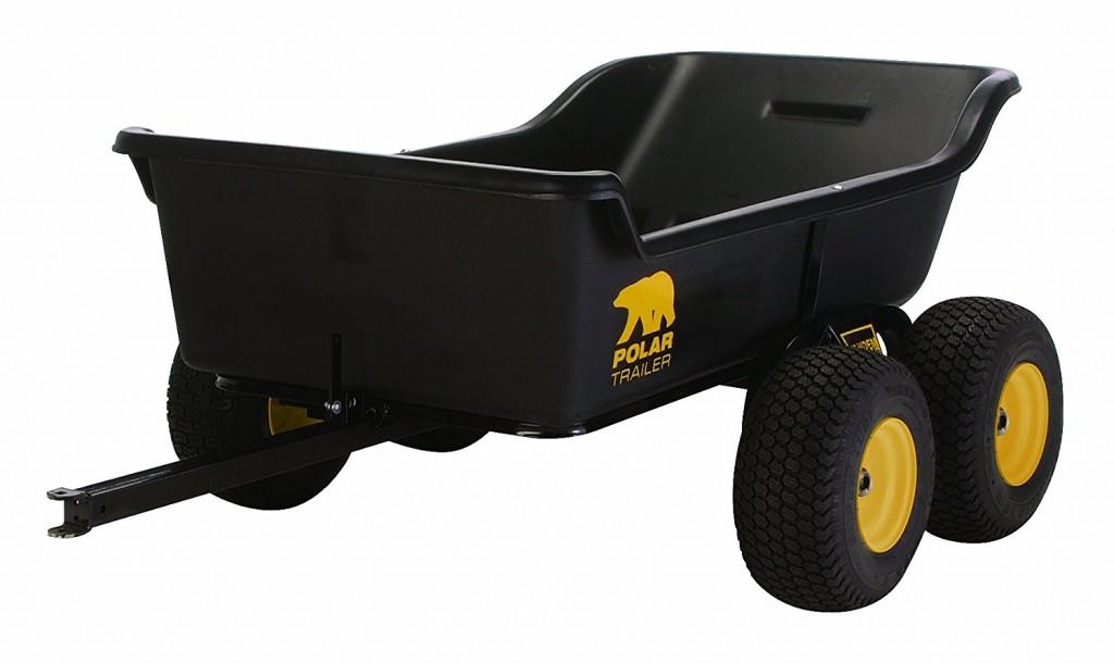 Polar Trailer 8262 HD 1500 Tandem Axle Utility Cart