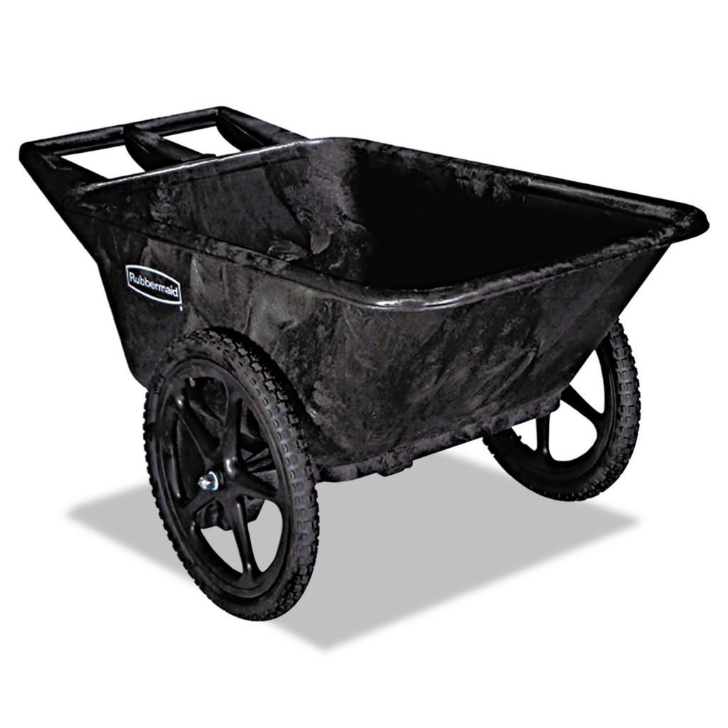 Rubbermaid Poly Farm Cart 300