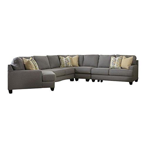 Signature Design By Ashley Furniture Chamberly 5 Piece Sectional Sofa