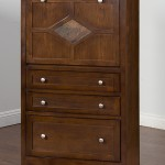 Sunny Designs Savannah Laptop Armoire