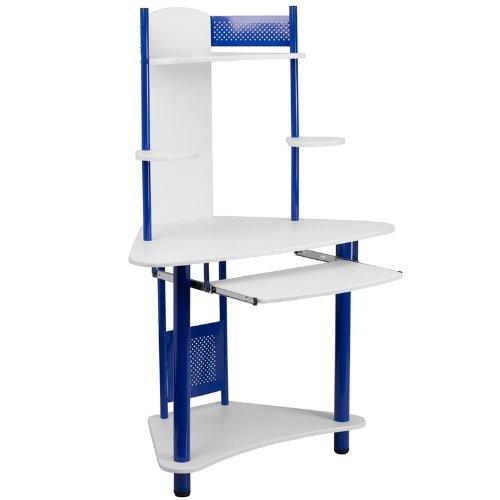 Children's Desk With Hutch