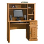 Small Desk With Hutch