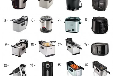 20 Best Fryers Under 50$