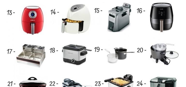 36 Best Fryers