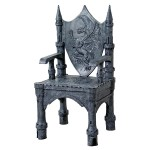 Design Toscano The Dragon Of Upminster Castle Throne Chair