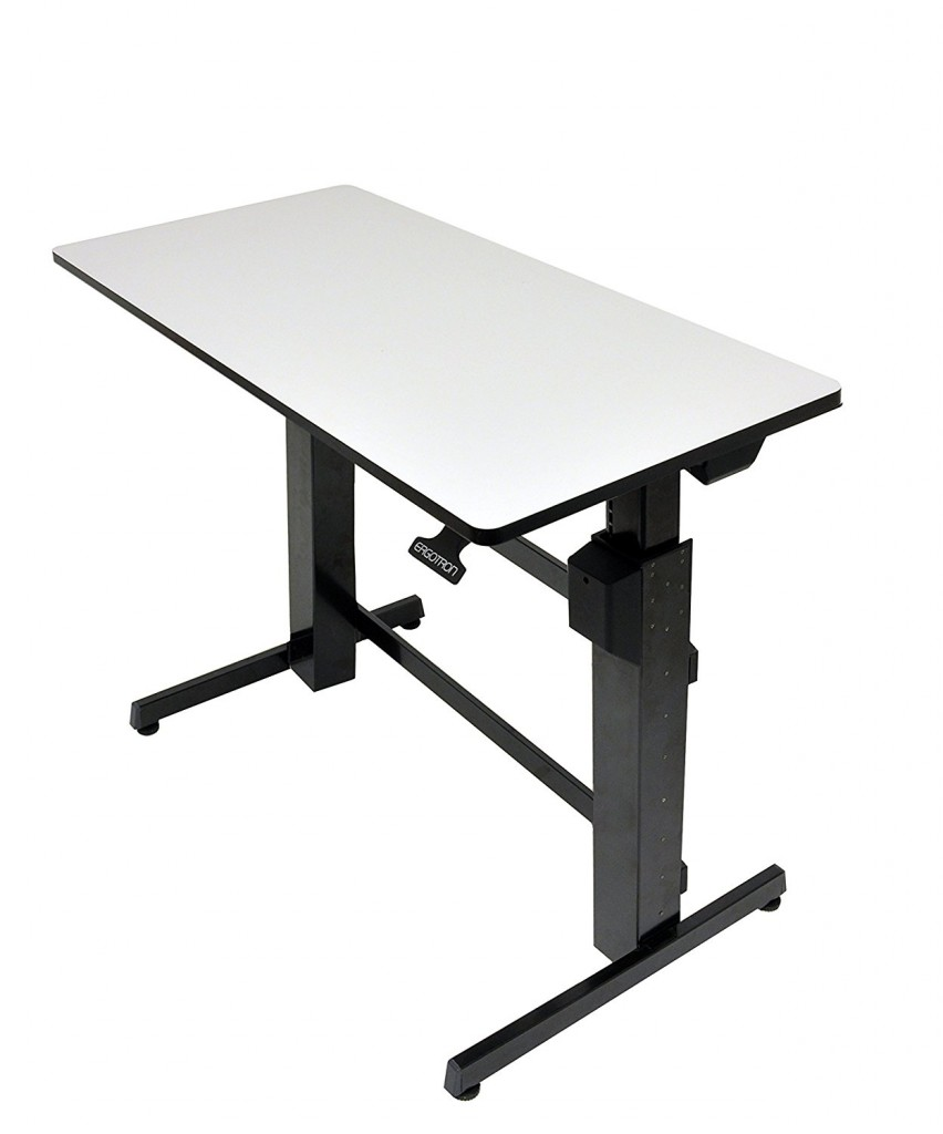 Ergotron WorkFit D, Sit Stand Desk