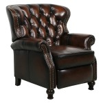 Presidential Ll Top Grain Leather Chair