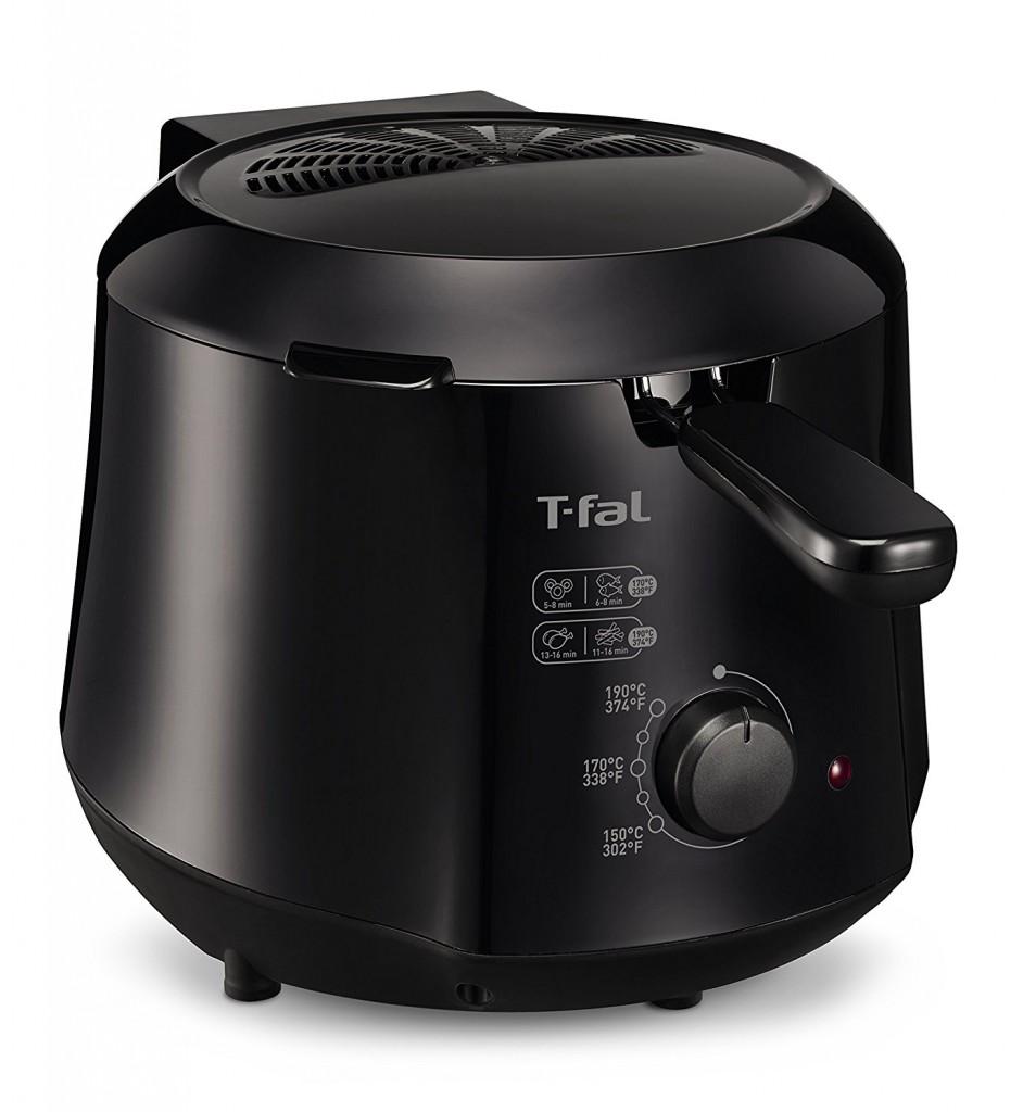 T Fal FF230850 Cool Touch Mini Deep Fryer