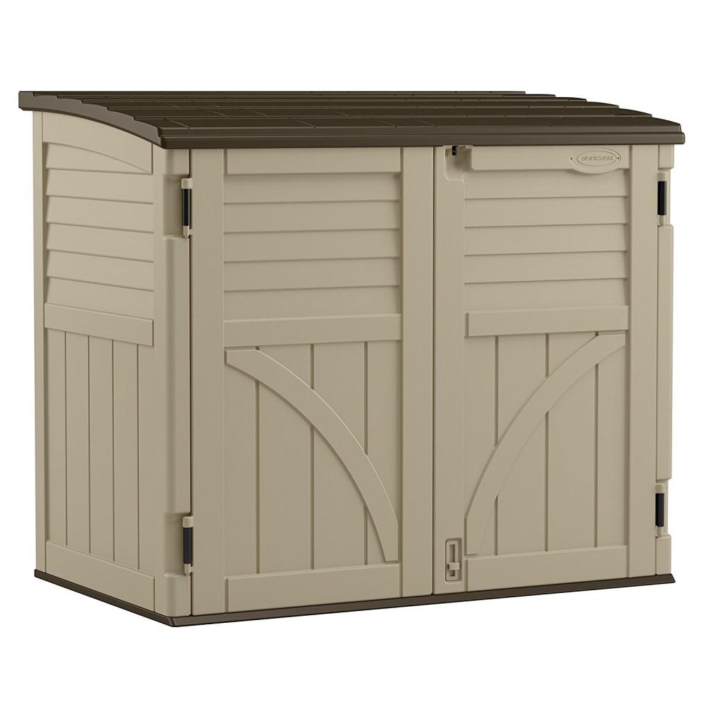 Generator Storage Shed