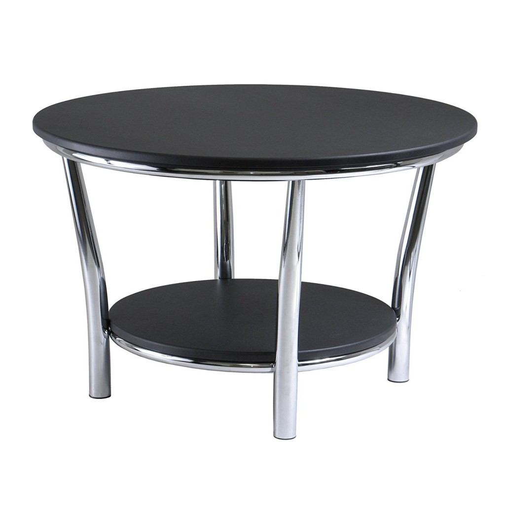 Modern Metal Coffee Table