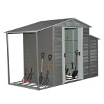 Prefabricated Storage Sheds