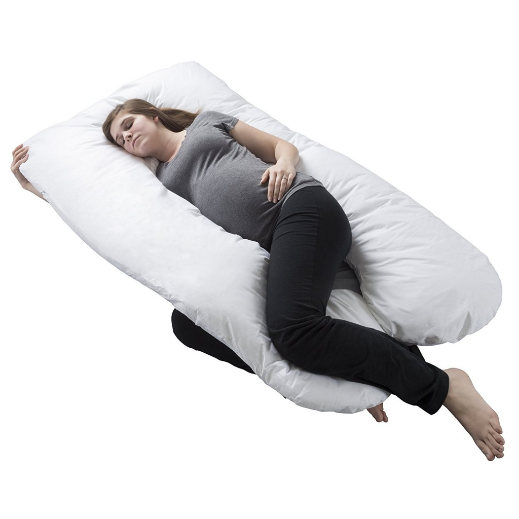 Pregnant Body Pillow