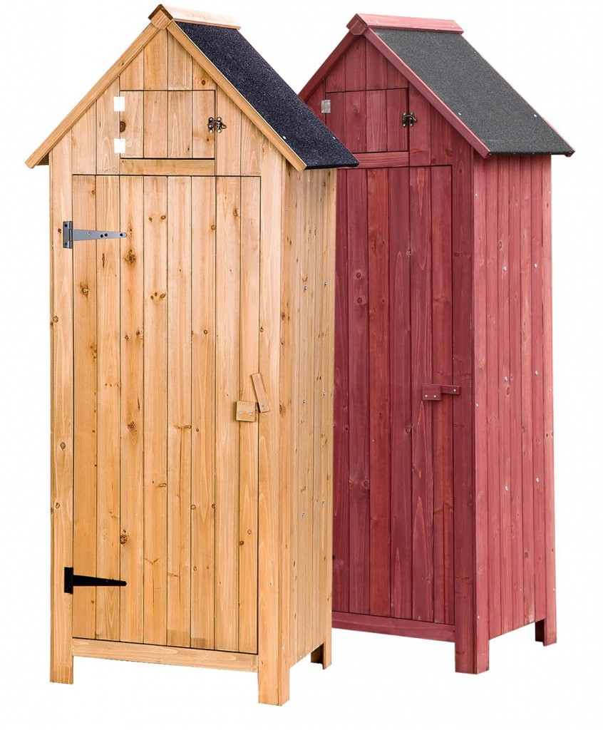 Small Wood Storage Sheds