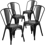 Stacking Patio Chairs