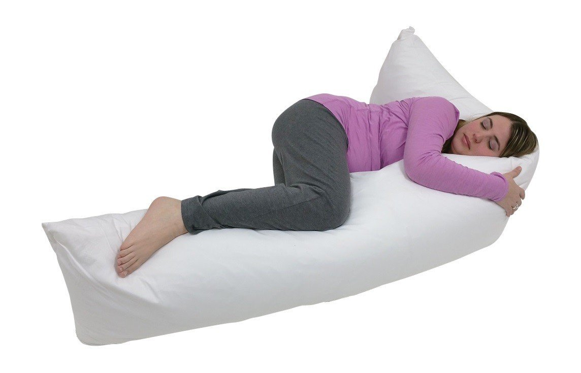 snuggling positions chest pillow - 1144×735