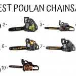 10 Best Poulan Chainsaws