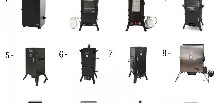 12 Best Propane Smokers