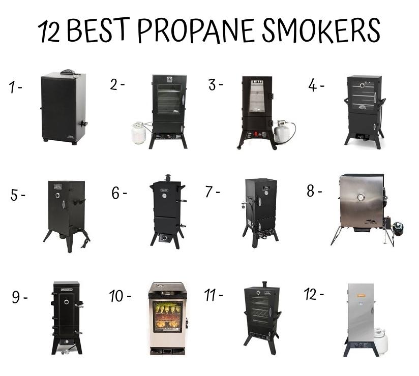 12 Best Propane Smokers