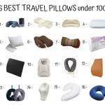 16 Best Travel Pillow Under 100$