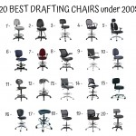 20 Best Drafting Chairs Under 200$