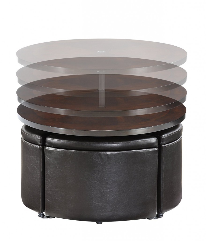 36 Round Coffee Table