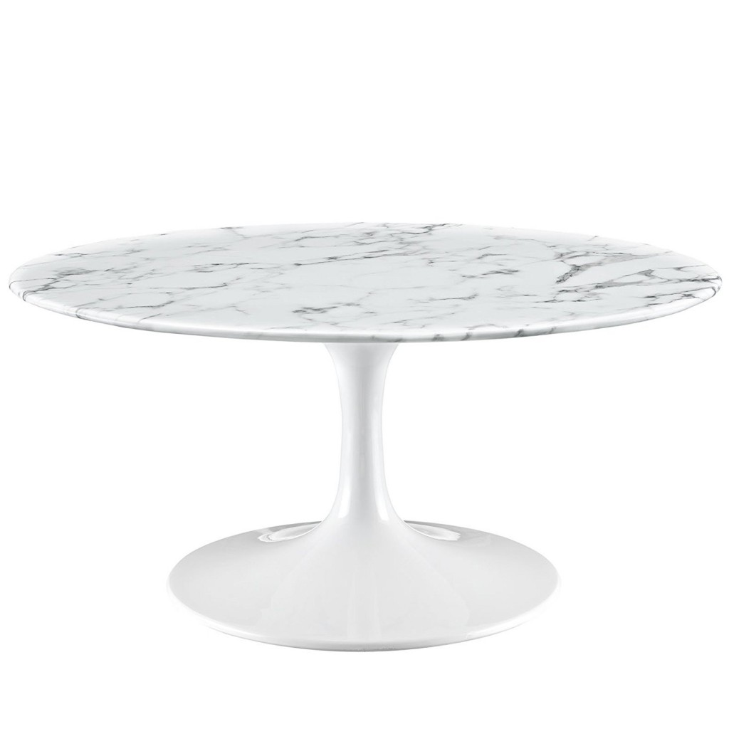 Modway Lippa Marble Coffee Table