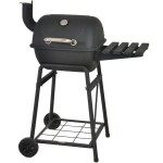 RevoAce 26 Mini Barrel Charcoal Grill