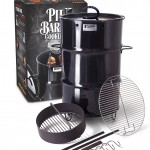 Barrel Grill Smoker