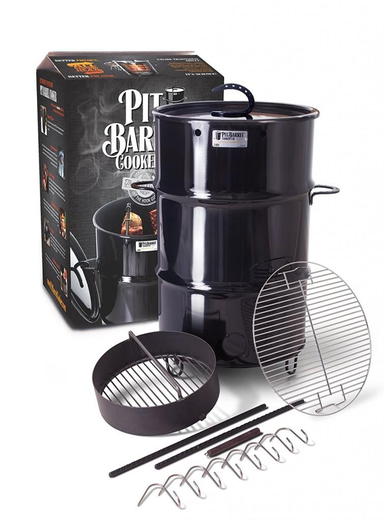 Barrel Grill Smoker