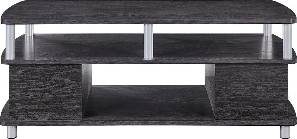 Black Silver Coffee Table