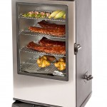 Natural Gas Smoker