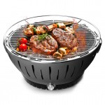 Small Round Grill