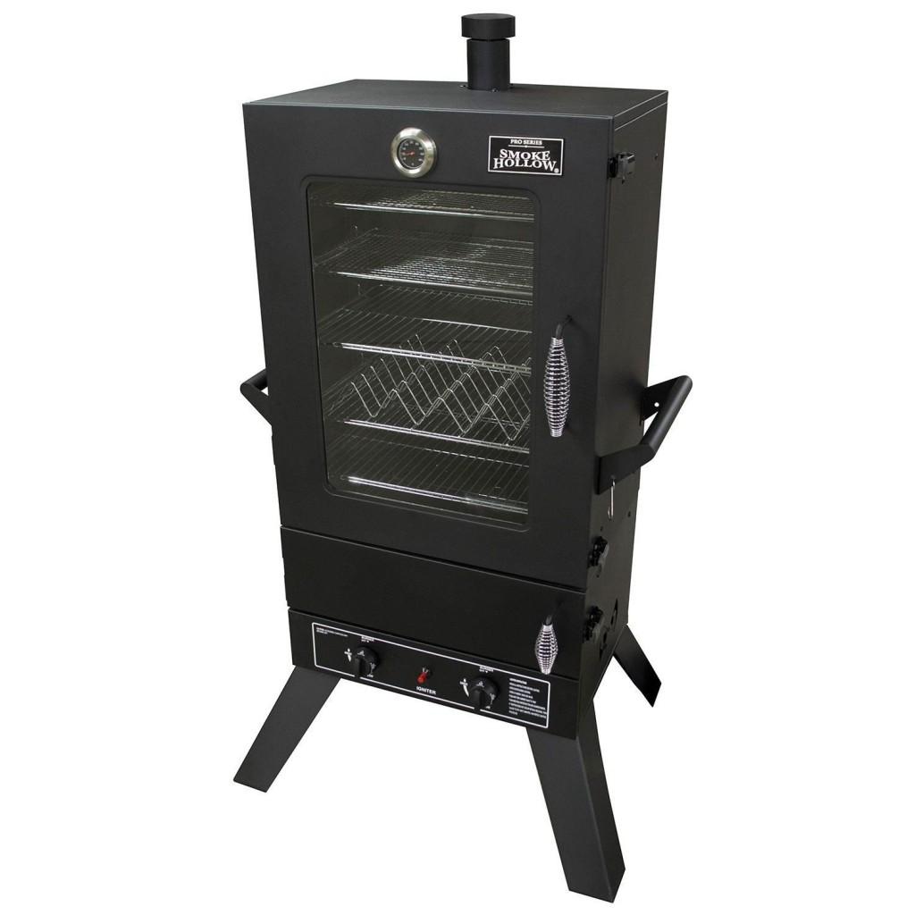 Smoke Hollow Pro Series 44 Lp Gas Smoker