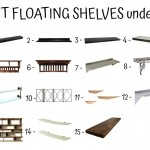 15 Best Floating Shelves Under 500$