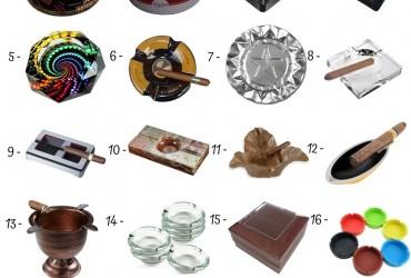 20 Best Ashtrays Under 50$